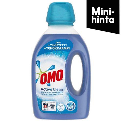OMO ACTIVE CLEAN PYYKINPESUNESTE 1000ML