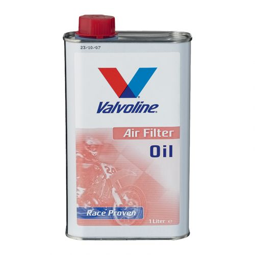 VALVOLINE AIR FILTER OIL