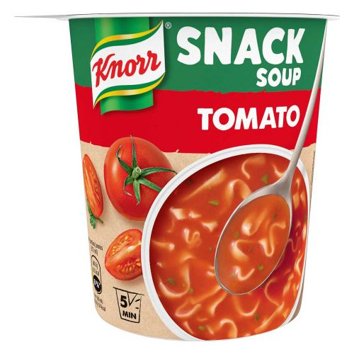 KNORR SNACK SOUP TOMATO  49 G