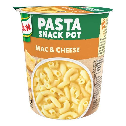 KNORR SNACK POT MAC&CHEESE 62 G