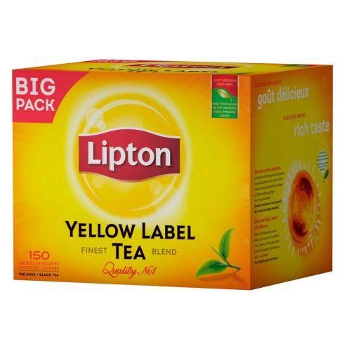 LIPTON YELLOW LABEL 150PS 300 G