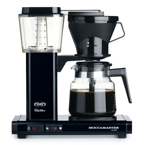 Moccamaster KB952 kahvinkeitin, musta