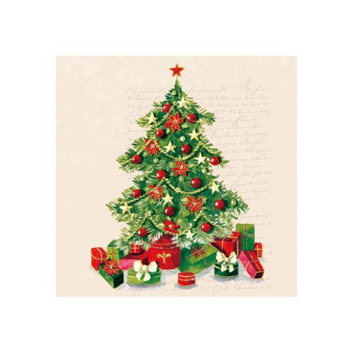 AMBIENTE LAUTASLIINA 33 CHRISTMAS TREE