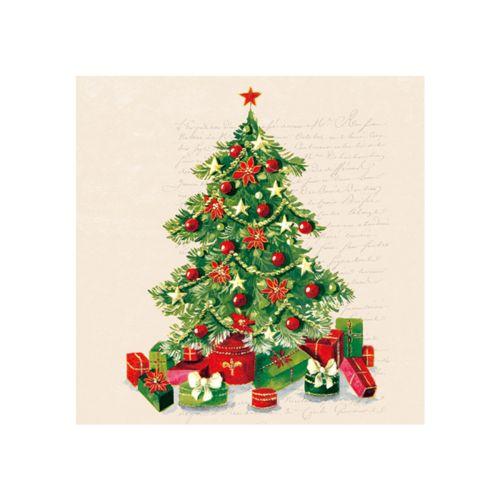 AMBIENTE LAUTASLIINA 25 CHRISTMAS TREE