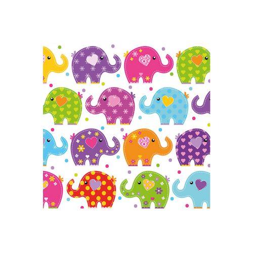 AMBIENTE LAUTASLIINA 33 FUNNY ELEPHANTS