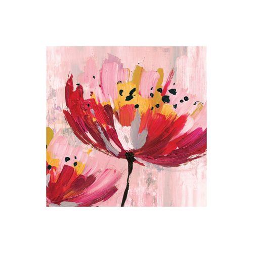 AMBIENTE LAUTASLIINA 25X25 ART FLOWER