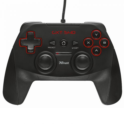 TRUST GXT-540 PC/PS3 LANGALLINEN GAMEPAD