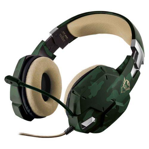 TRUST GXT322C HEADSET GREEN CAMO