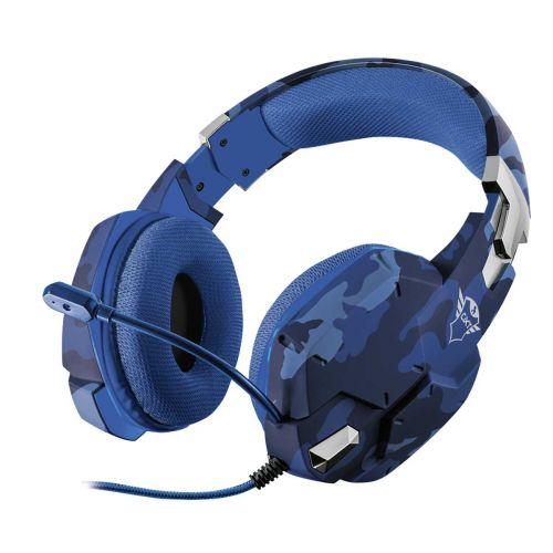 TRUST GXT 322B HEADSET BLUE