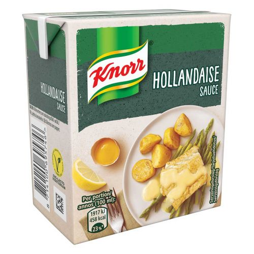 KNORR HOLLANDAISEKASTIKE 300 ML