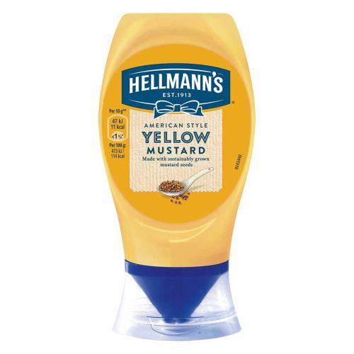 HELLMANN'S YELLOW SINAPPI 260 G