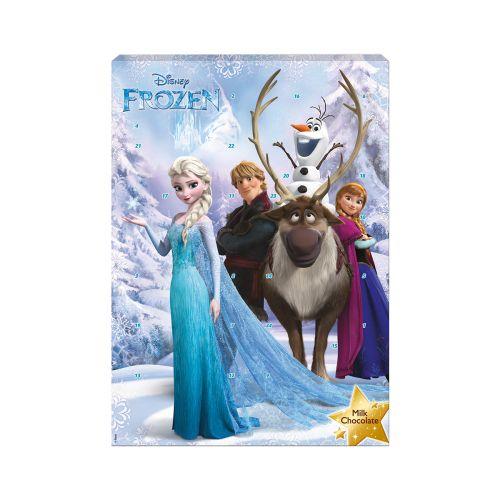 Frozen/Star Wars Suklaajoulukalenteri 75g