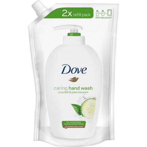 DOVE FRESH TOUCH NESTESAIPPUA REFILL 500 ML