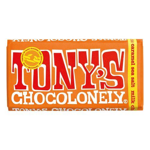 TONY'S MILK CARAMEL SEA SALT MAITOSUKLAA 180 G