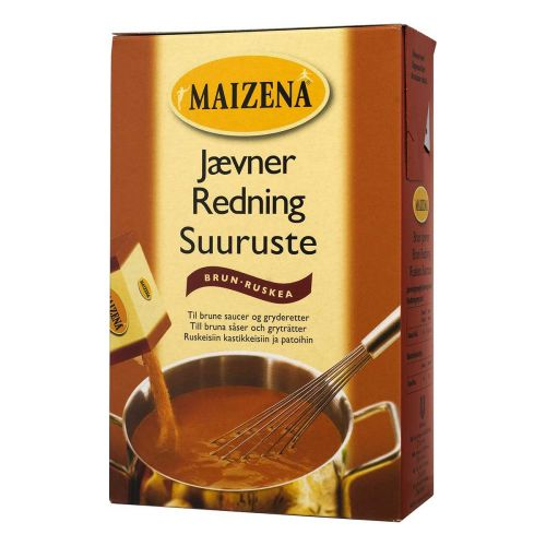 MAIZENA  SUURUSTE RUSKEA  250 G