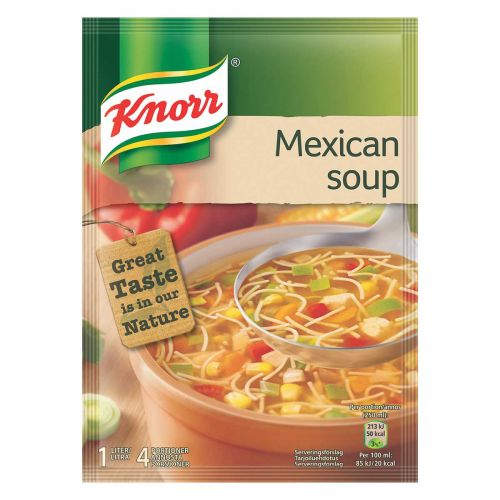 KNORR MEXICANAKEITTO  64 G