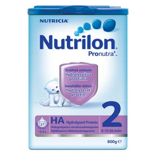 NUTRILON HA2 HYD-PROT 6-12KK  800 G