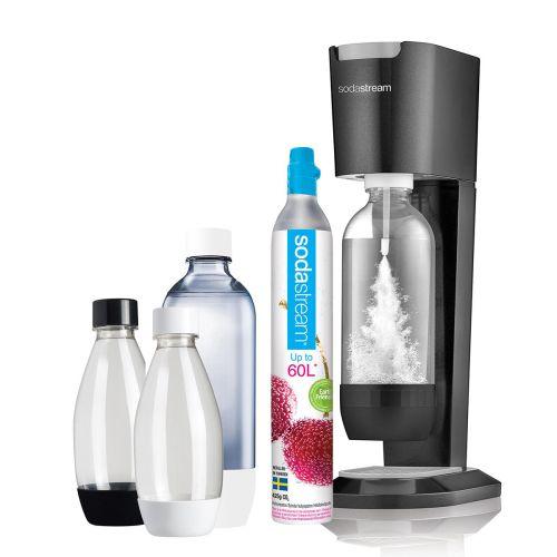 Sodastream Genesis hiilihapotuslaite, Megapack musta