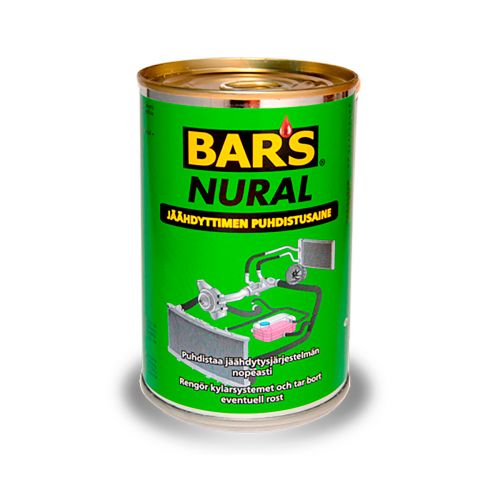 BAR'S NURAL JÄÄHDYTTIMEN PUHDISTUSAIINE 150G 150 G