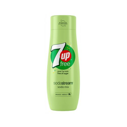 SODASTREAM 7UP FREE 440 ML