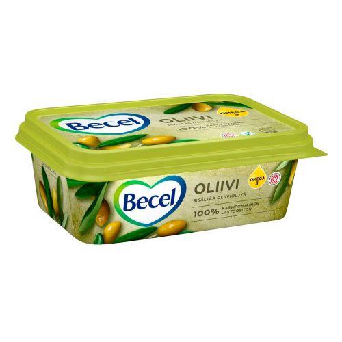 BECEL KASVIRASVALEVITE 38% OLIIVI 400 G
