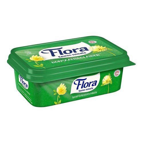 FLORA NORMAALISUOLAINEN 60% 400 G