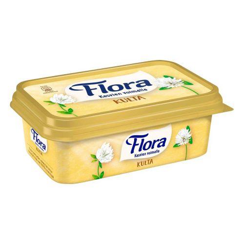 FLORA KULTA 80% 400 G