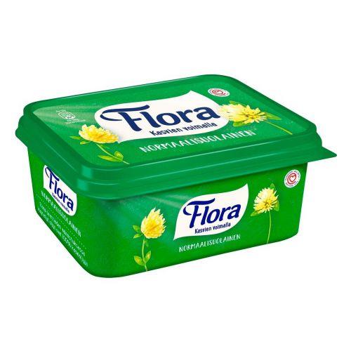 FLORA NORMAALISUOLAINEN 60% 600 G