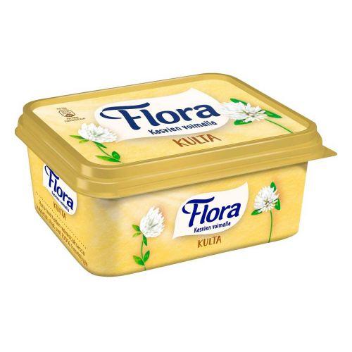 FLORA KULTA 80% 600 G