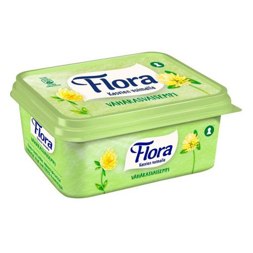 FLORA KEVYT40% 600 G
