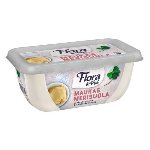 FLORA & VOI MAUKAS MERISUOLA 70% 400 G