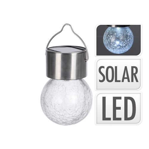 SOLAR LED LAMPPU RIPUSTETTAVA