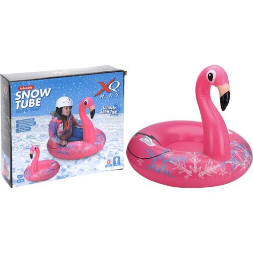 Snowtube flamingo ø 81cm