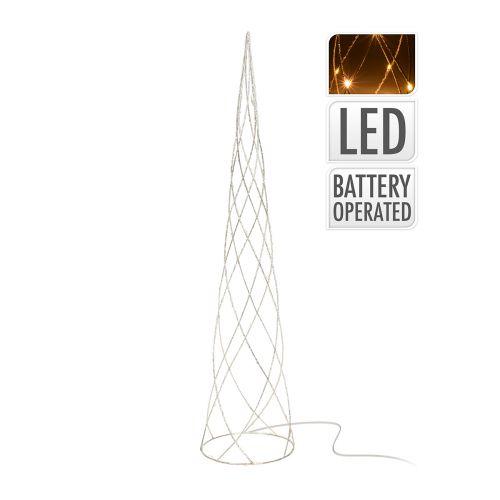 LED PYRAMIDI 80CM