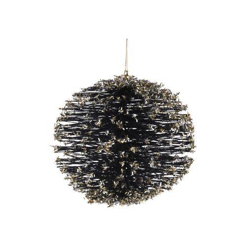 Joulukuusenkoriste 150mm musta