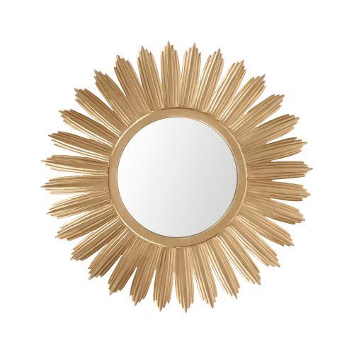Peili pyöreä kulta Ø19cm