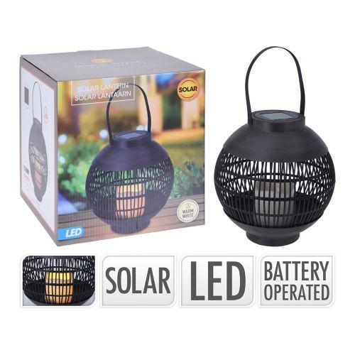 SOLAR LED LYHTY 22*23CM