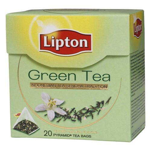 LIPTON PYRAMID GREEN TEA 36 G