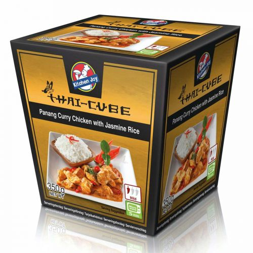 KITCHEN JOY THAI-CUBE PANANG CURRYKANA-RIISI 350 G