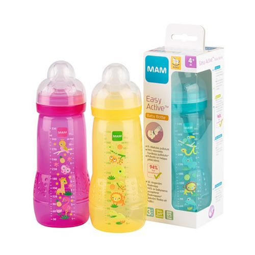 AINU MAM EASY ACTIVE TUTTIPULLO 330 ML BABY BOTTLE