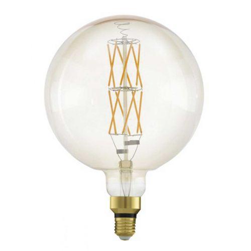 EGLO LED LAMPPU -E27-LED G200 8W AMBER 2100K