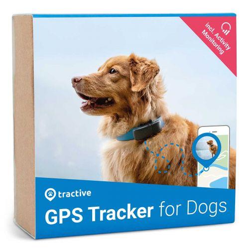 TRACTIVE KOIRAN GPS PAIKANNIN