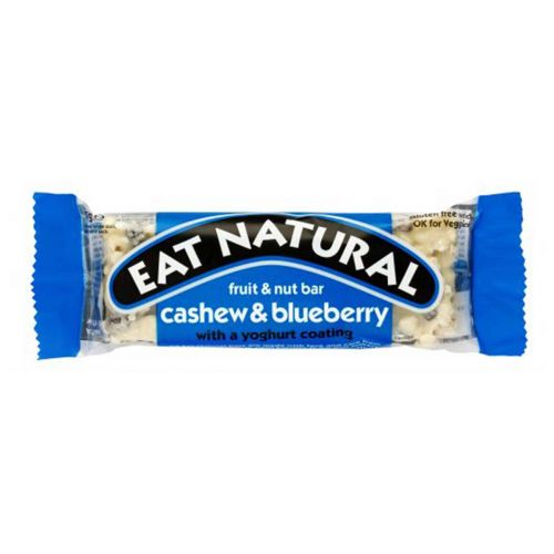 EAT NATURAL MUSTIKKA CASHEW PATUKKA 45 G