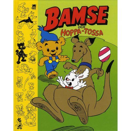 BAMSE OCH HOPPA - TOSSA