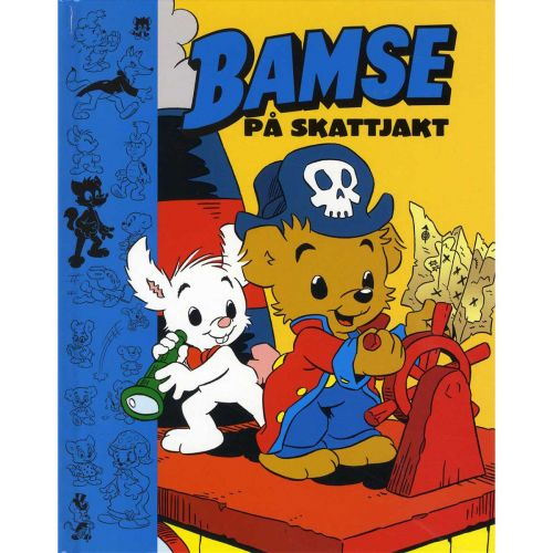 BAMSE PÅ SKATTJAKTEN