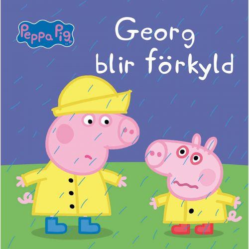 GEORG BLIR FÖRKYLD