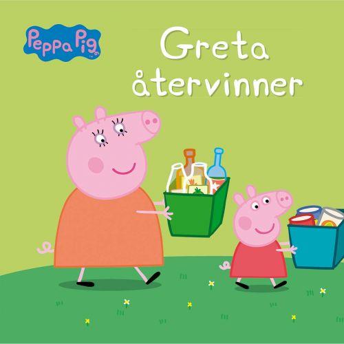GRETA ÅTERVINNER