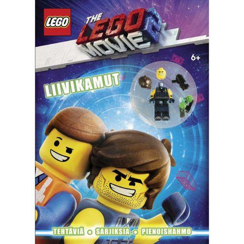 LEGO MOVIE 2 PUUHAKIRJA LELULLA