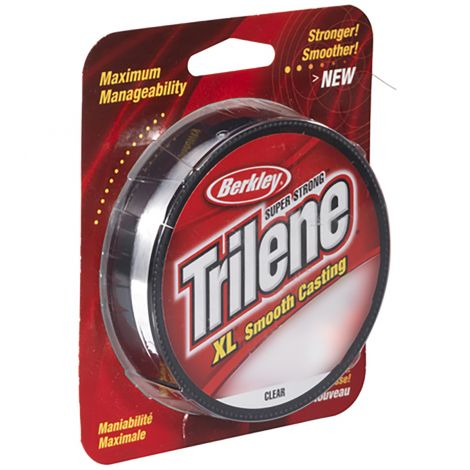 BERKLEY TRILENE XL 0,28MM 270M CLEAR