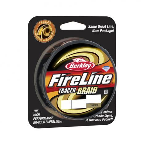 BERKLEY FIRELINE  0,14MM 110M TRACER BRAID
